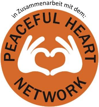 in Zusammenarbeit mit dem Peaceful Heart Network